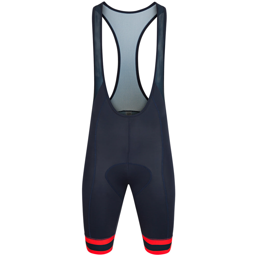 Ruby Breton Stripes Bib Shorts