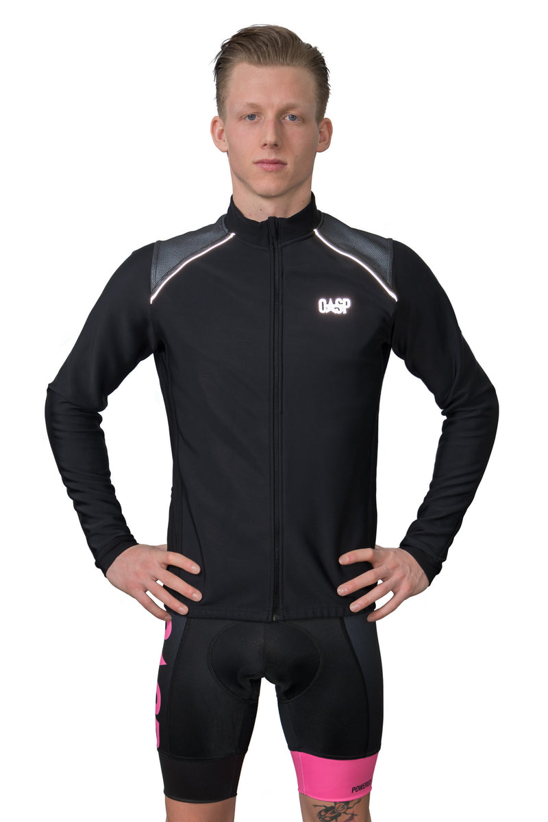 Winter cycling Jacket - Casp-cycling
