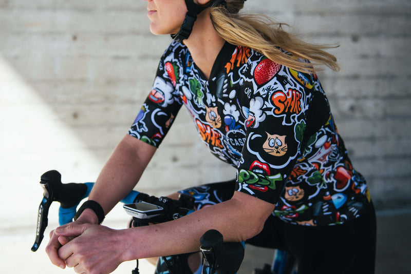 Ladies Top Cat Jersey