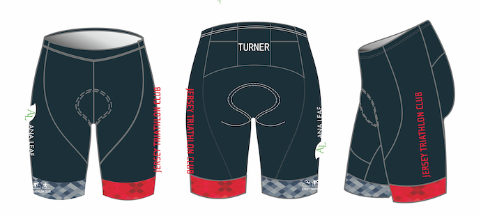 JERSEY TRI CLUB Shorts (Ladies)