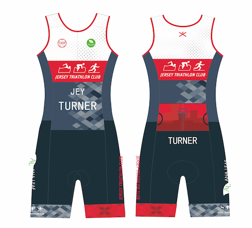 JERSEY TRI CLUB Tri Suit Sleeveless (Mens)