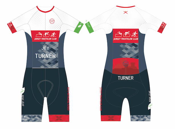 JERSEY TRI CLUB Tri Suit (Mens)