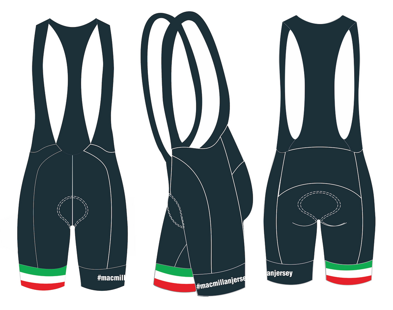 Macmillan Bib Shorts (LADIES)