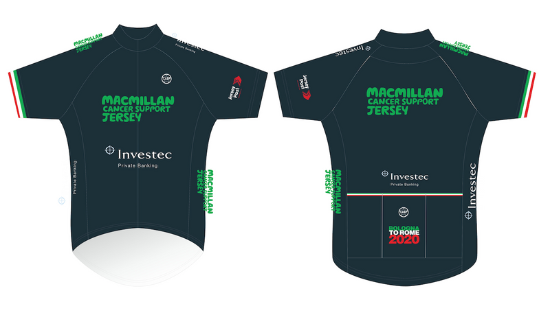 Macmillan Jersey (LADIES)