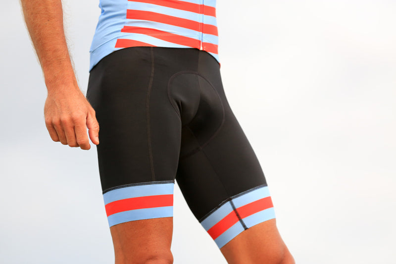 Blue Monday Bib Shorts