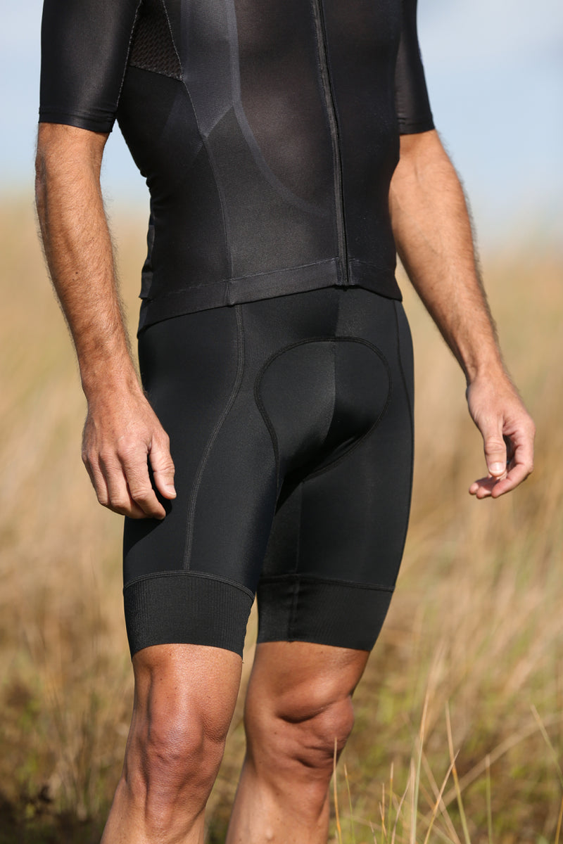 Core Bib Shorts (Black)