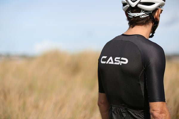 Core Race Jersey (Black)