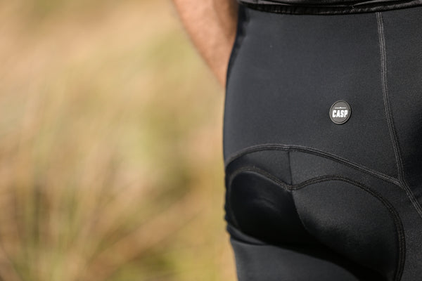 Core Race Bib Shorts (Black)