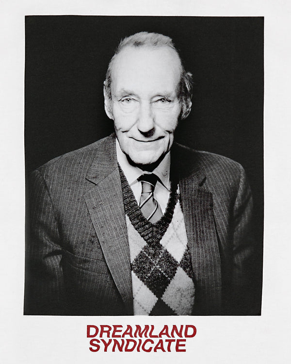 William S. Burroughs T-Shirt Special