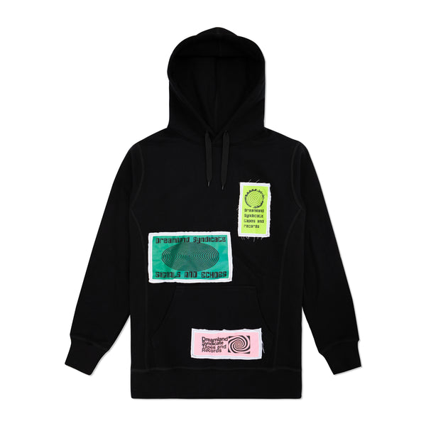 Signals/Echoes Hoodie with Patches