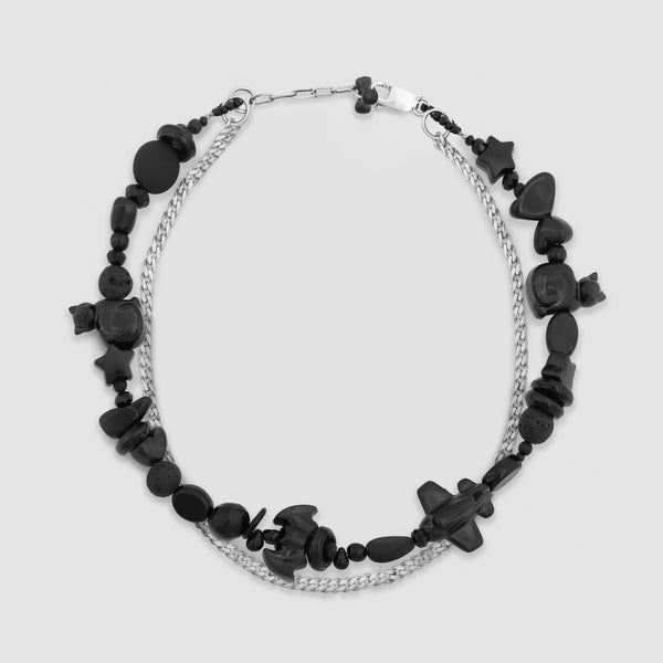 DS x O.A. Jewellery necklace