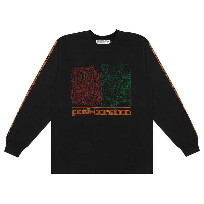 Bio-boredom long sleeve
