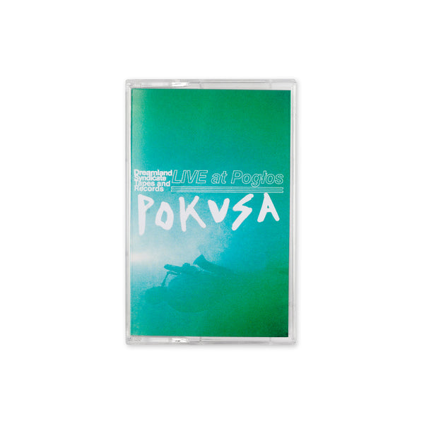 Pokusa- Live at Pogłos Cassette Tape