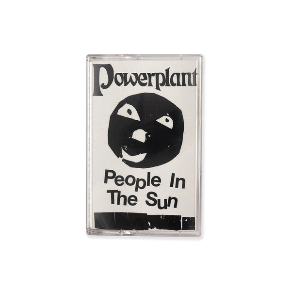 Powerplant - People In The Sun Cassette Tape