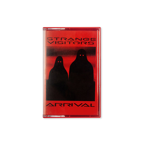 Strange Visitors - Arrival Cassette Tape