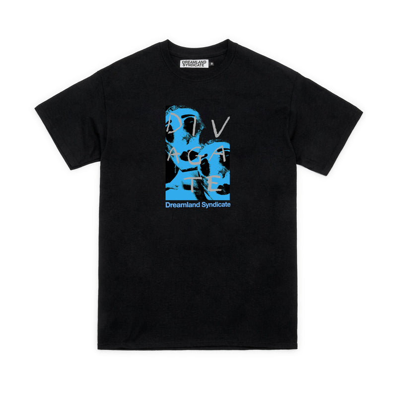 Divagate T-shirt Black