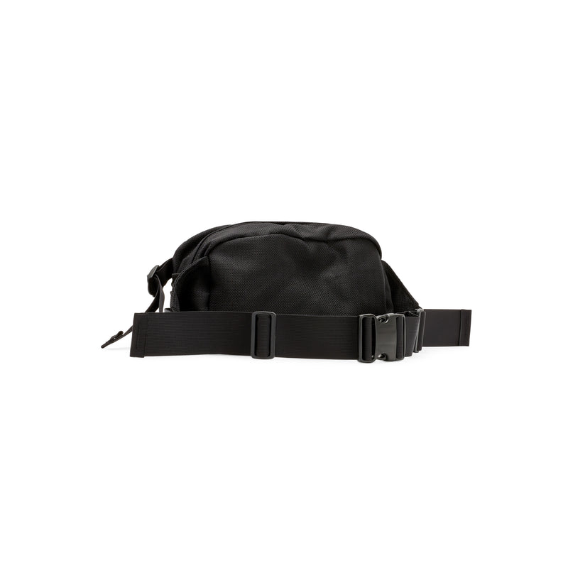 Core Logo Waist Bag Black
