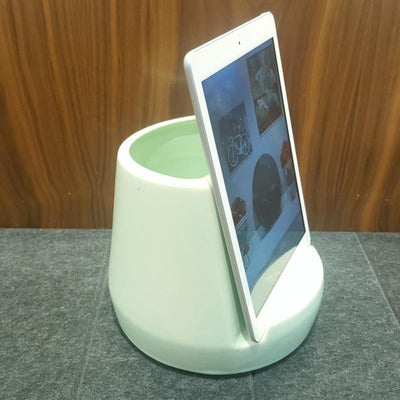 Kitchen - Tablet Dock - Mint by Stak Ceramics