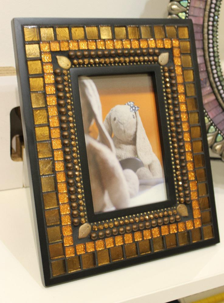 Frame - 4x6 Mosaic Picture Frame