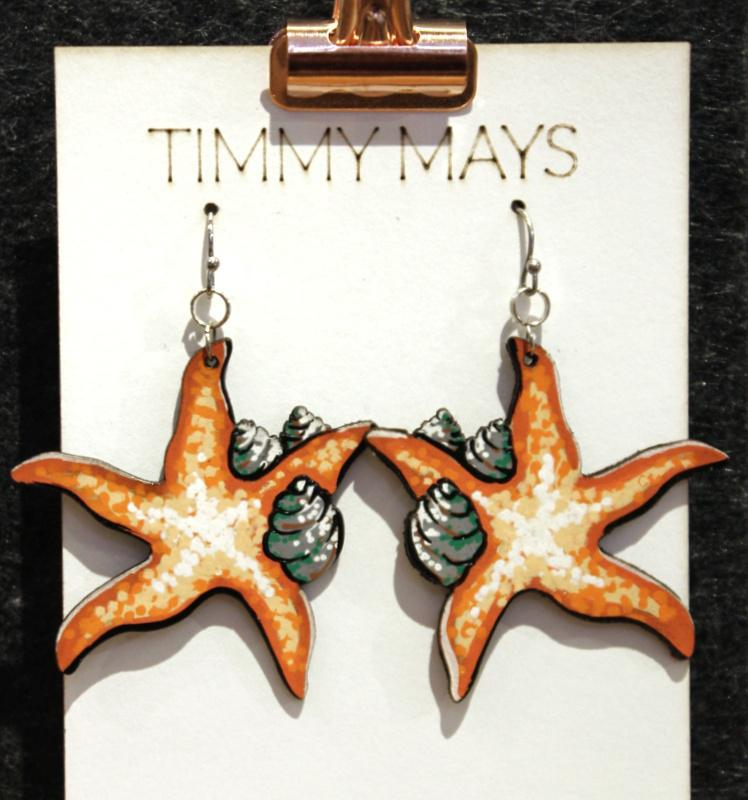 Earrings - Calypso by Timmy Mays