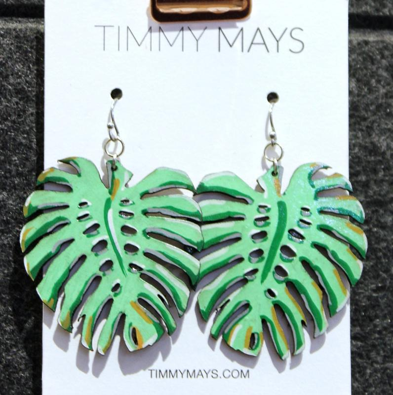 Earrings - Paradise by Timmy Mays