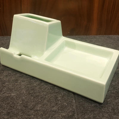 Valet - Phone Dock - Mint by Stak Ceramics