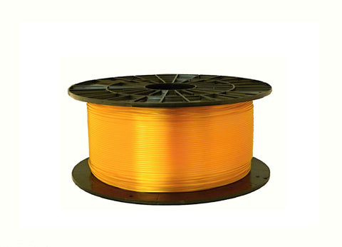 Filament PETG - 1.75mm - Galben Transparent- 1kg