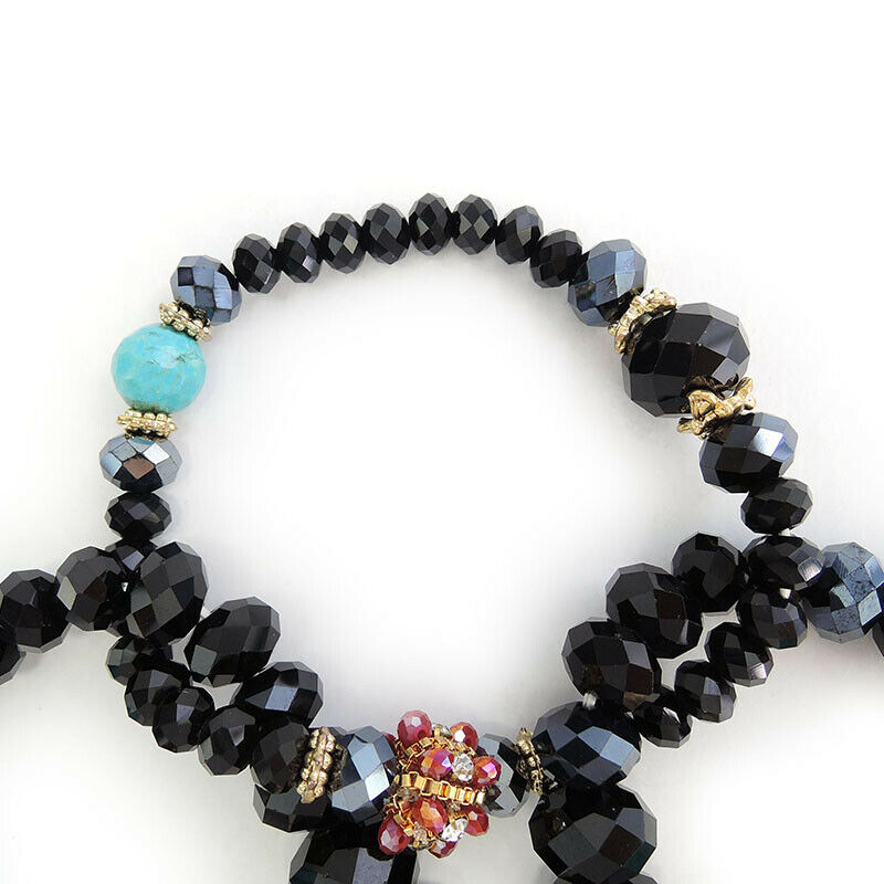 Three Strands Stretch Bracelet Of