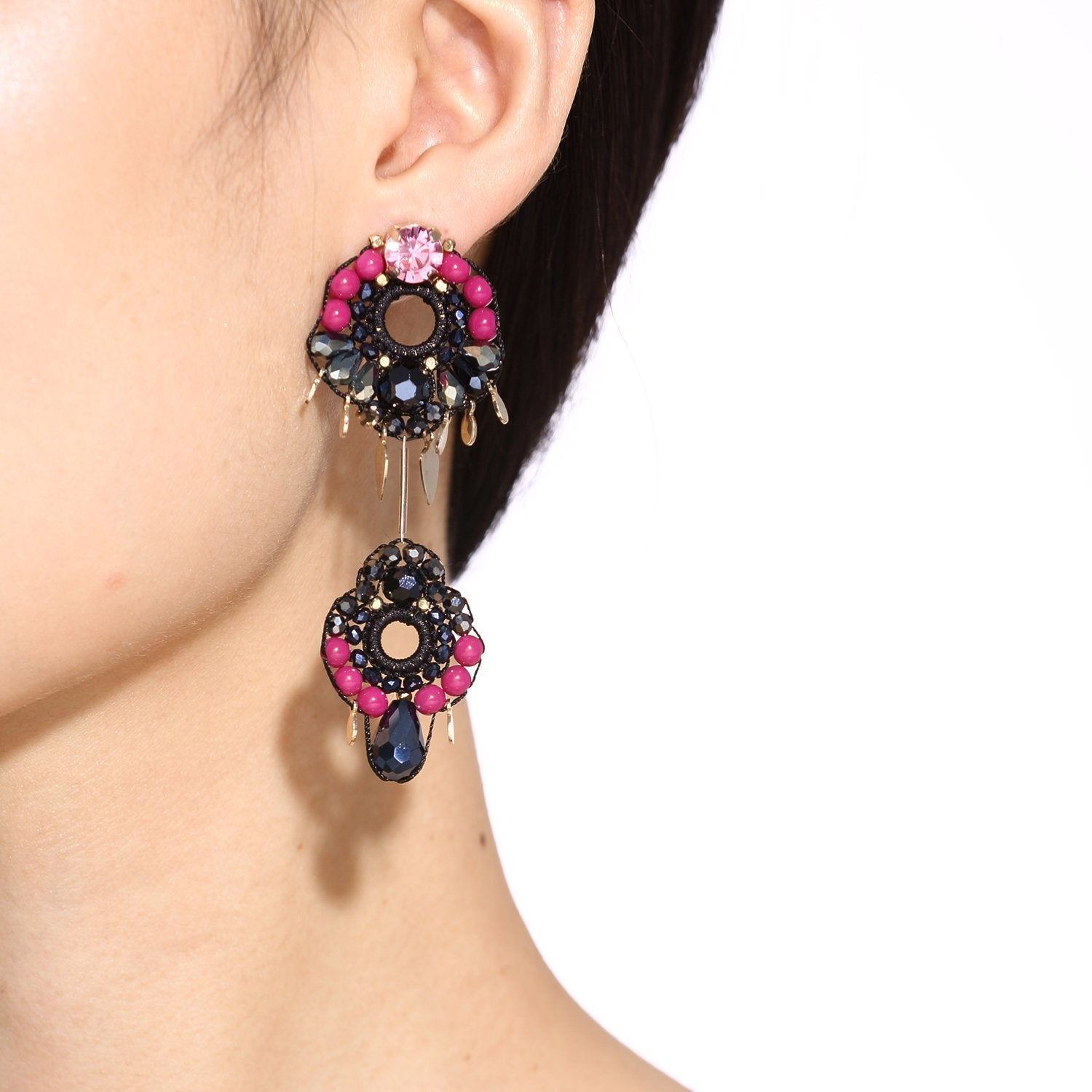 Bold Statement Earrings