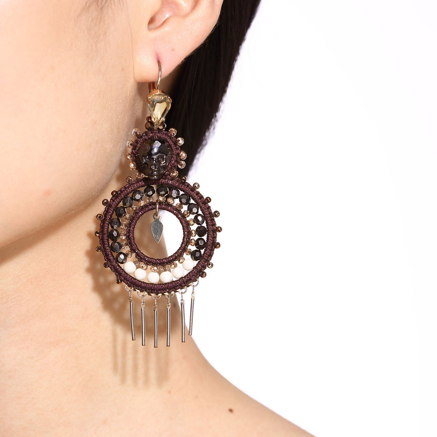 Big Bold Statement Earrings