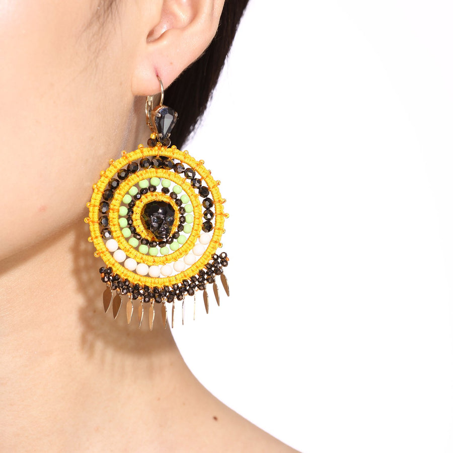 Huge Statement Earrings