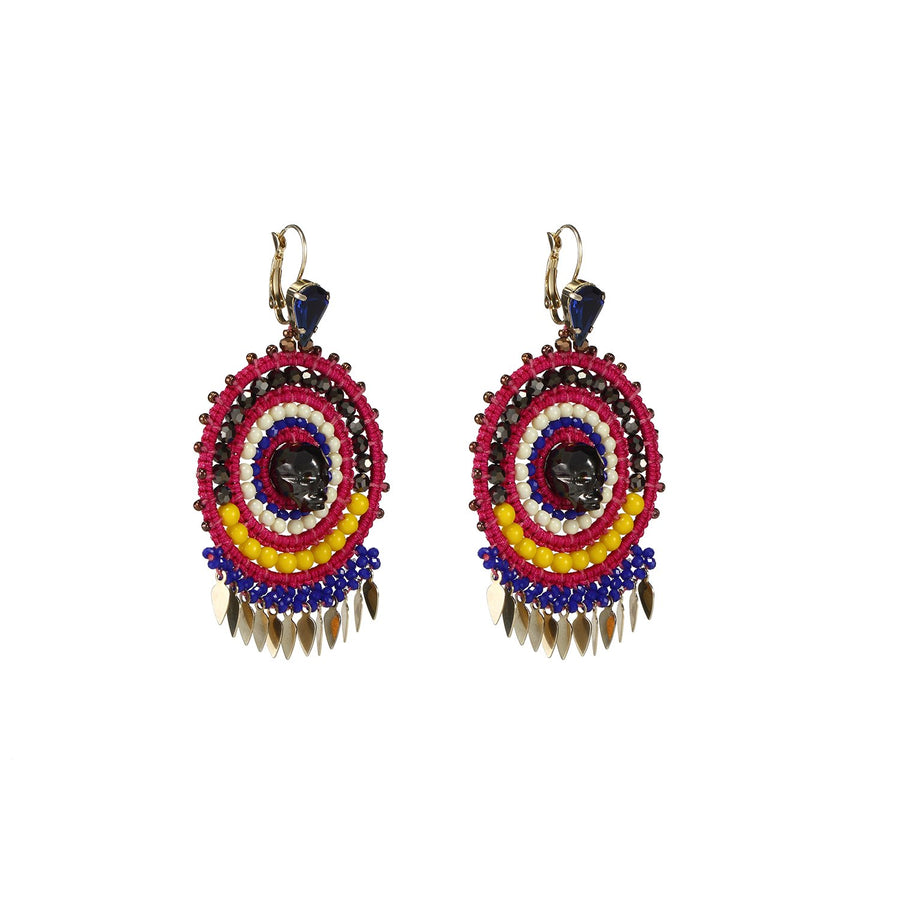 Designer Statement Earrings