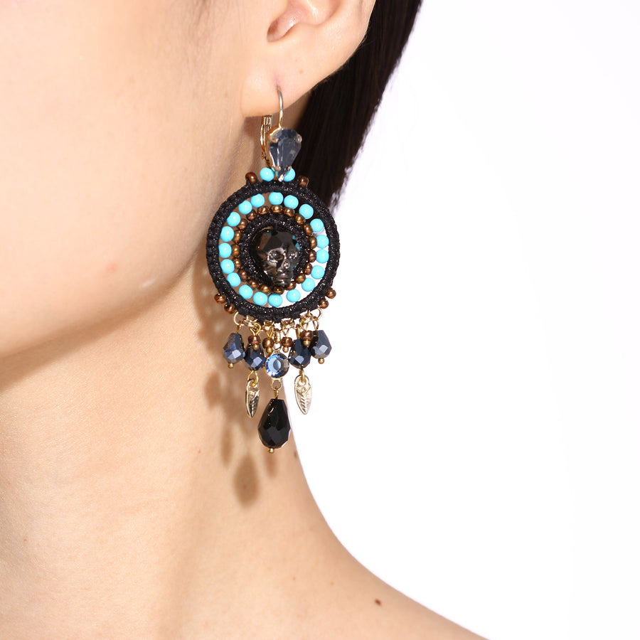 Handmade Statement Earrings Jewelry