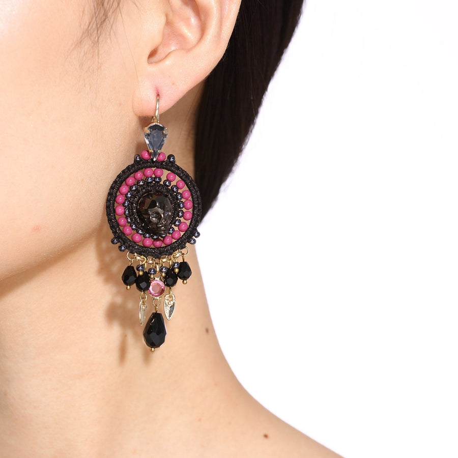 Handcrafted Dangling Earrings