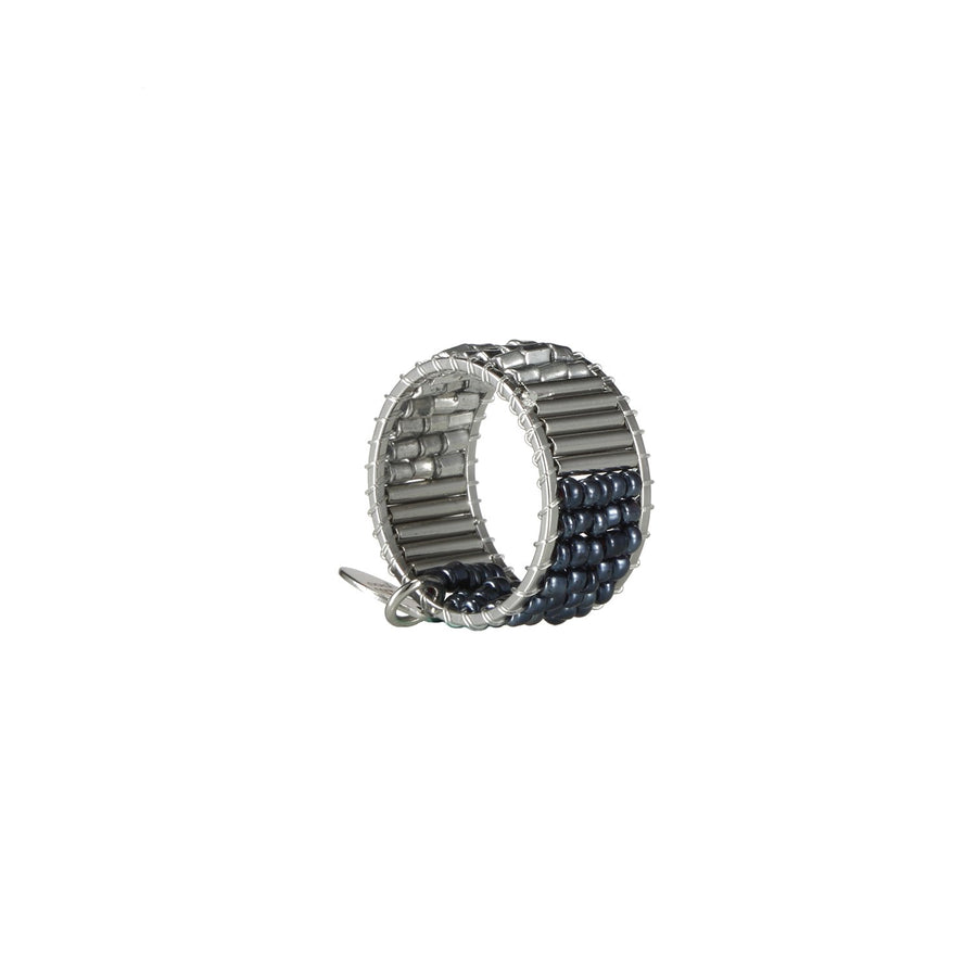 Silver Handcrafted Stackable Ring