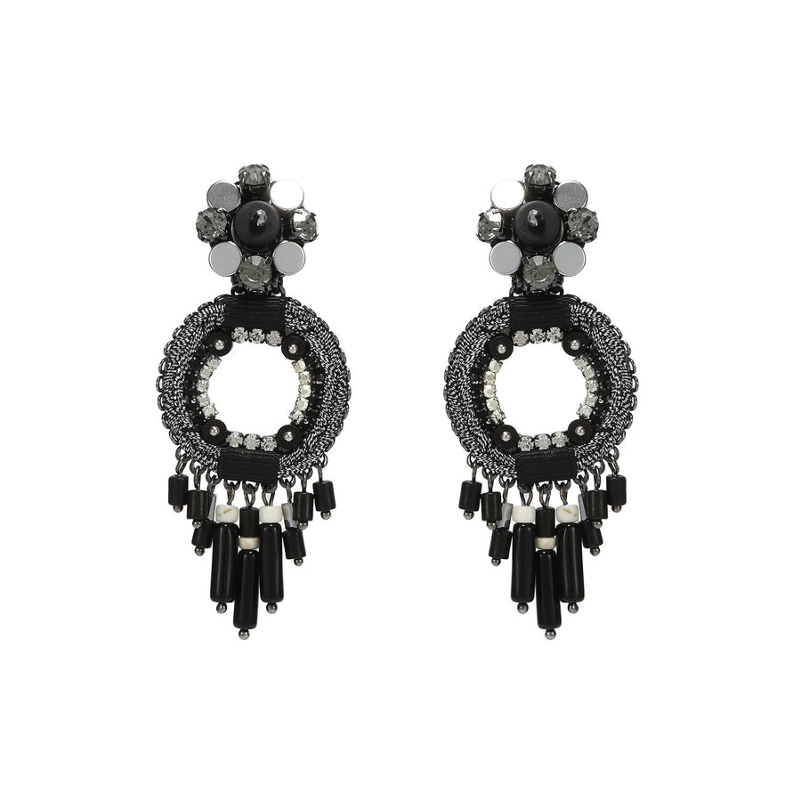 Statement Ethnic Earrings