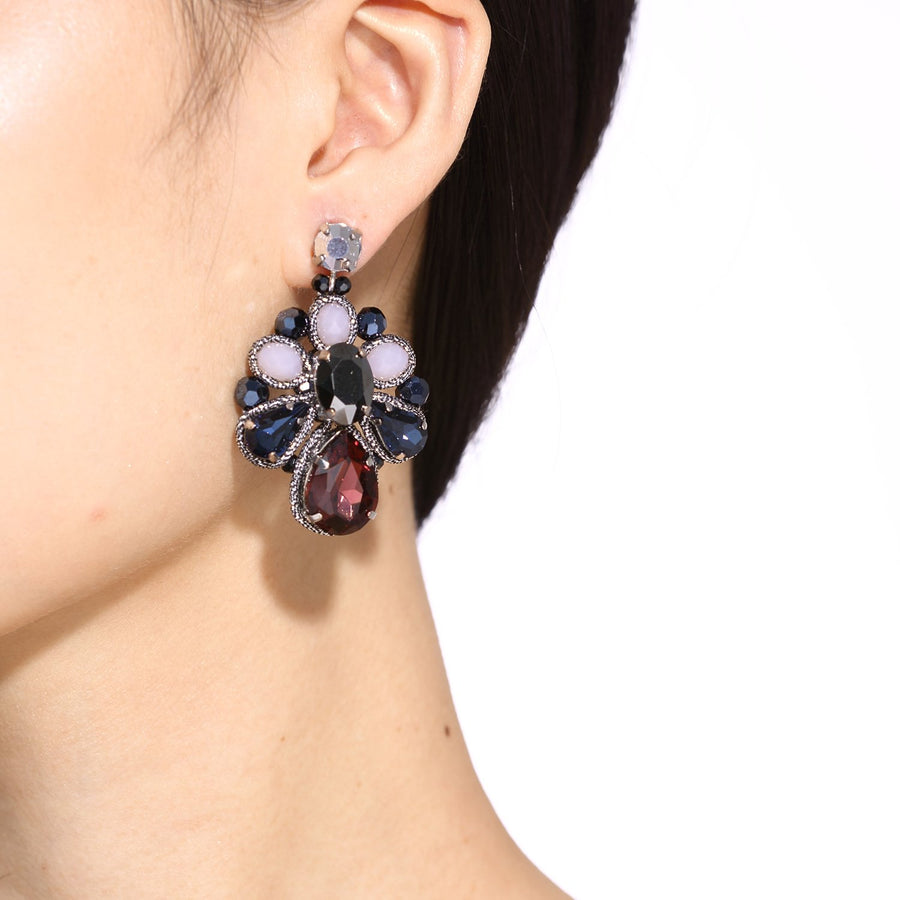 Statement Soutache Earrings