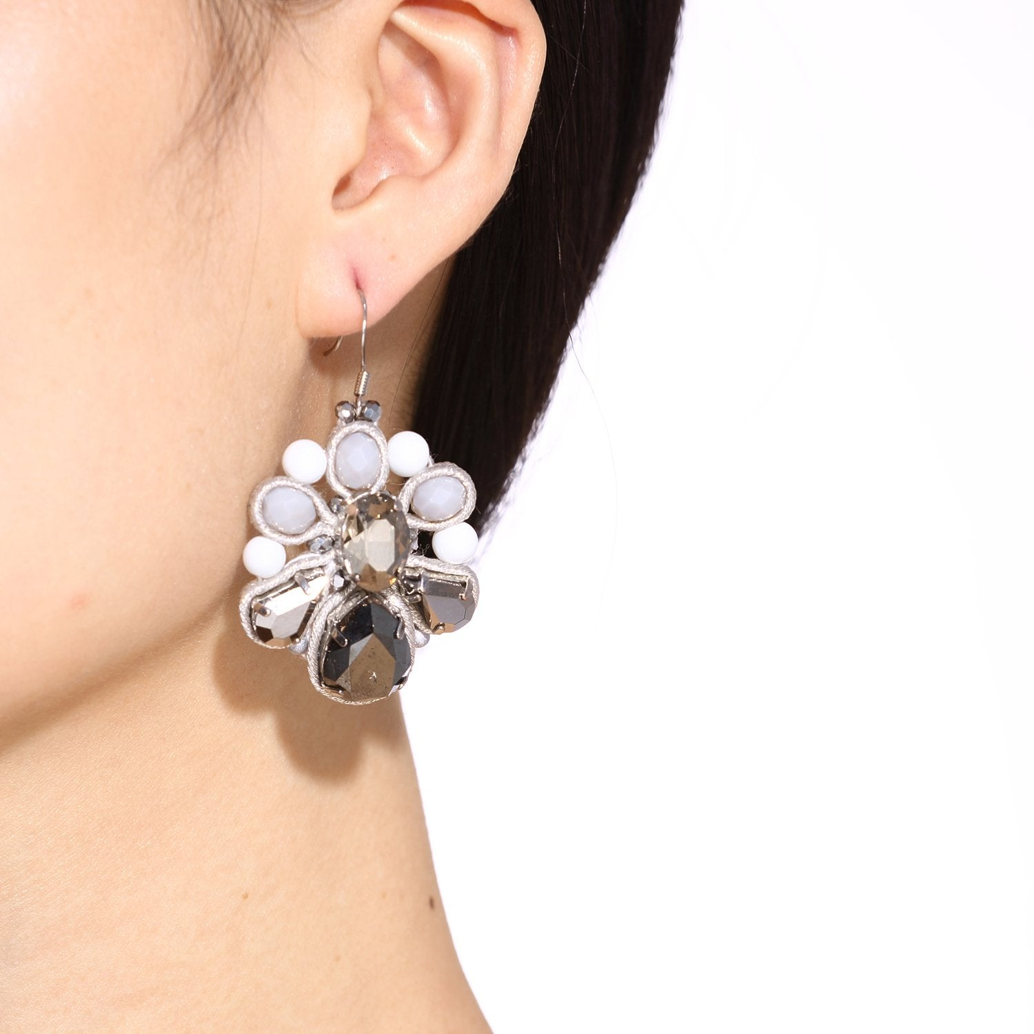 Statement Handmade Earrings Jewelry