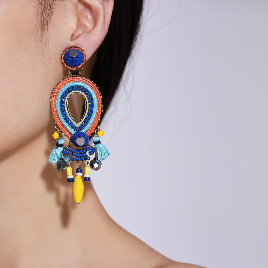 Tribal Handmade Earrings