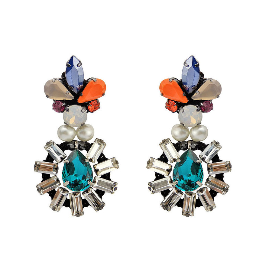 Statement Jewelry Earrings