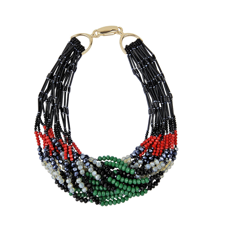 Multi Lines Necklace