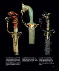 Page 181 - Sri Lankan kastane, and South Indian swords from the book - Islamic and Oriental Arms and Armour: A Lifetime's Passion by Robert Hales