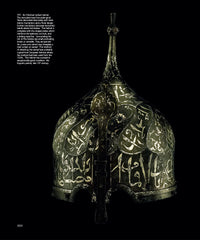 Page 322 - Ottoman turban helmet from the book - Islamic and Oriental Arms and Armour: A Lifetime's Passion by Robert Hales