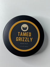 Load image into Gallery viewer, Tamed Grizzly Beard Balm