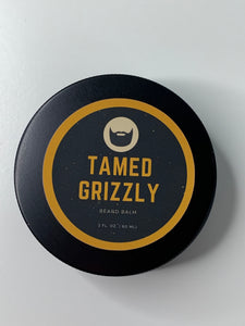 Tamed Grizzly Beard Balm