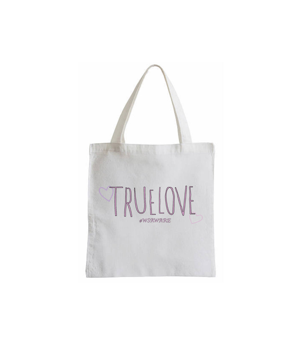 Truelove Shopping Tote Bag
