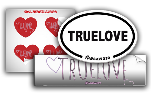 Truelove Sticker Pack