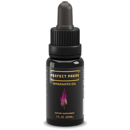Perfect Press, Amaranth Oil Promo
