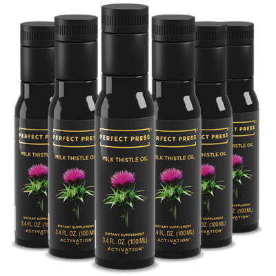 Perfect Press, Milk Thistle Oil Special Offer