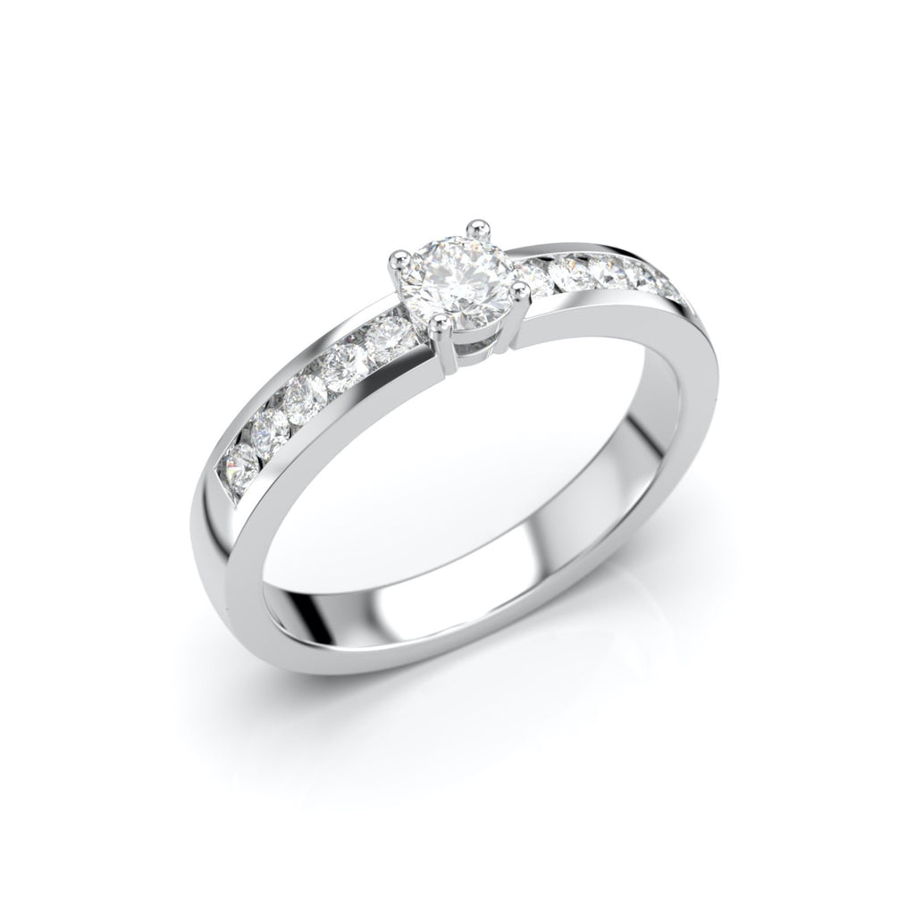 Venice Solitaire 0.40 ct
